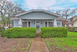 Photo of 1813 N Sylvania Avenue, Fort Worth, TX 76111 (MLS # 14029279)