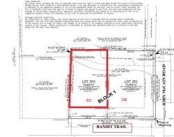 Photo of 202 Bandit Trail, Lot 2R2, Colleyville, TX 76034 (MLS # 14029903)