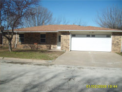 Photo of 1406 Jackson, Bowie, TX 76230 (MLS # 14039766)