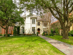 Photo of 3836 Maplewood Avenue, Highland Park, TX 75205 (MLS # 14040478)