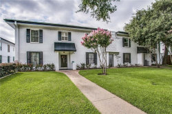 Photo of 4508 Abbott Avenue, Unit 9, Highland Park, TX 75205 (MLS # 14041112)