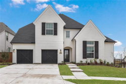 Photo of 2000 Crested Ridge Road, Fort Worth, TX 76008 (MLS # 14046982)