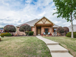 Photo of 1609 Cordero Court, Denton, TX 76210 (MLS # 14053281)