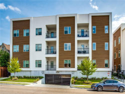 Photo of 5718 Mccommas Boulevard, Unit 101, Dallas, TX 75206 (MLS # 14091724)