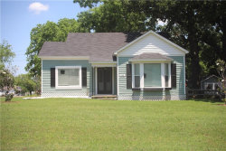 Photo of 108 W Grove Street, Pilot Point, TX 76258 (MLS # 14092471)