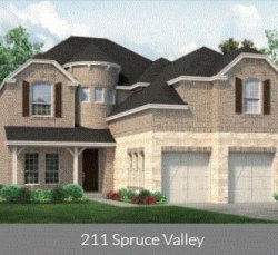 Photo of 211 Spruce Valley Drive, Justin, TX 76247 (MLS # 14095092)