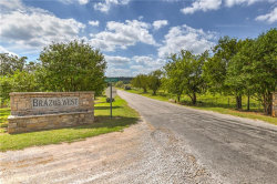 Photo of 435 Brazos West Drive, Lot 33-A, Mineral Wells, TX 76067 (MLS # 14106976)