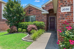 Photo of 2038 Lake Trail Drive, Heartland, TX 75126 (MLS # 14114669)