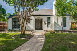 Photo of 4605 Livingston Avenue, Highland Park, TX 75209 (MLS # 14115343)