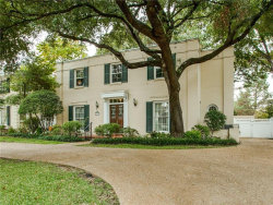 Photo of 4661 Mockingbird Lane, Highland Park, TX 75209 (MLS # 14121056)