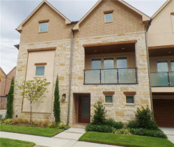 Photo of 3426 Potomac Avenue, Unit 2, University Park, TX 75205 (MLS # 14151873)