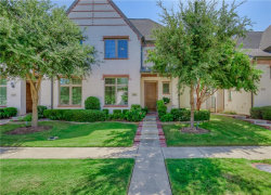 Photo of 828 Lake Vista Place, Coppell, TX 75019 (MLS # 14171039)