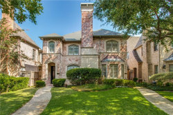 Photo of 3540 Granada Avenue, University Park, TX 75205 (MLS # 14174591)