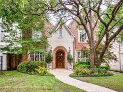 Photo of 3909 Bryn Mawr Drive, University Park, TX 75225 (MLS # 14180527)