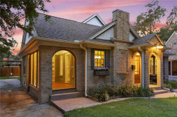 Photo of 5834 Monticello Avenue, Dallas, TX 75206 (MLS # 14182680)