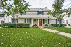 Photo of 4660 Beverly Drive, Highland Park, TX 75209 (MLS # 14183511)