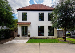 Photo of 4113 San Carlos Street, University Park, TX 75205 (MLS # 14185429)