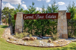 Photo of 4907 Carmel Place, Lot 2, Colleyville, TX 76034 (MLS # 14186237)