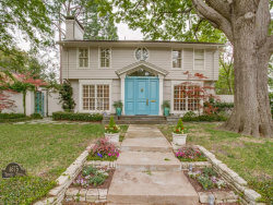 Photo of 4675 Beverly Drive, Highland Park, TX 75209 (MLS # 14227602)