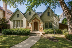 Photo of 3337 Purdue Avenue, University Park, TX 75225 (MLS # 14246025)