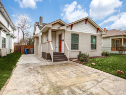 Photo of 310 S Waverly Drive, Dallas, TX 75208 (MLS # 14265637)