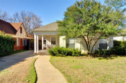 Photo of 3244 Rogers Avenue, Fort Worth, TX 76109 (MLS # 14266193)