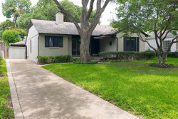 Photo of 4606 Belclaire Avenue, Highland Park, TX 75209 (MLS # 14304437)