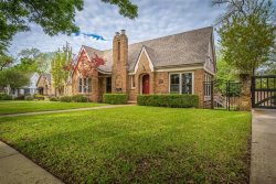 Photo of 2504 Cockrell Avenue, Fort Worth, TX 76109 (MLS # 14318425)