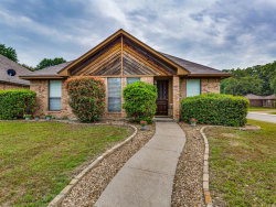 Photo of 1425 Misty Hollow Street, Denton, TX 76209 (MLS # 14349137)