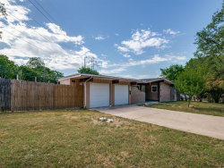 Photo of 8321 Carrick Street, Fort Worth, TX 76116 (MLS # 14351233)