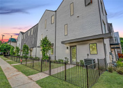 Photo of 5703 Lindell, Unit 101, Dallas, TX 75206 (MLS # 14357677)