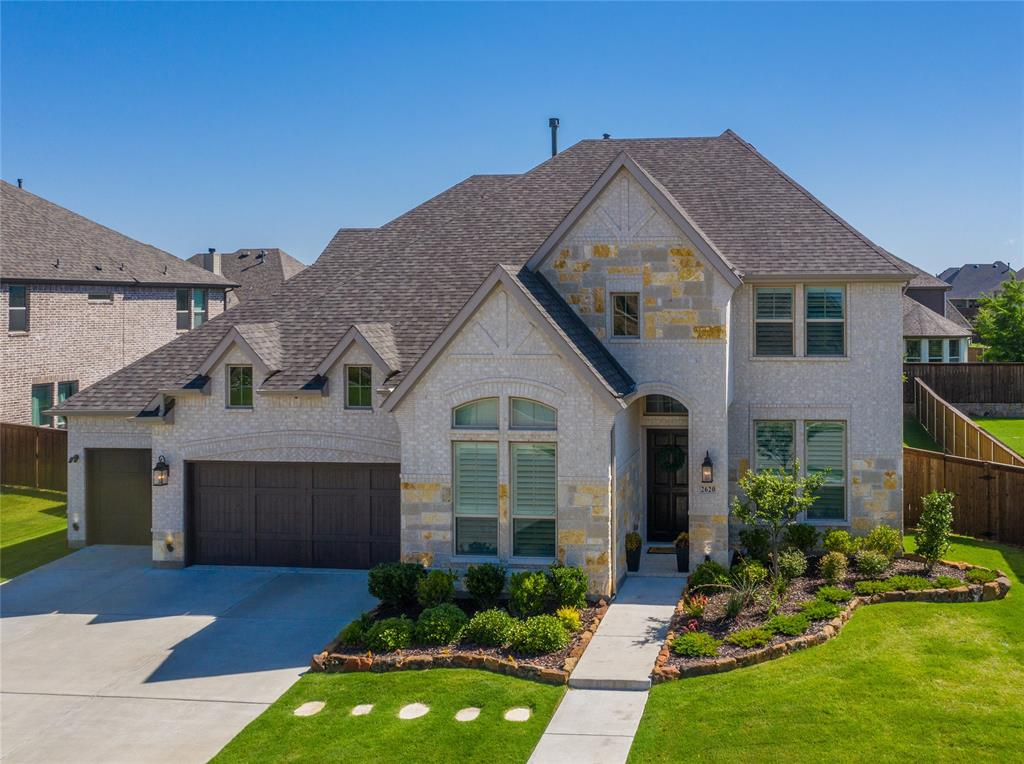 Photo for 2620 Seabiscuit Road, Celina, TX 75009 (MLS # 14363878)