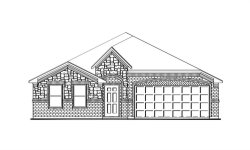Photo of 105 Orchid Drive, Justin, TX 76247 (MLS # 14376500)