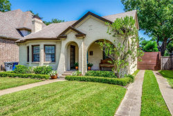 Photo of 6355 Palo Pinto Avenue, Dallas, TX 75214 (MLS # 14376632)
