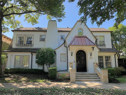 Photo of 3405 Princeton Avenue, Highland Park, TX 75205 (MLS # 14380774)