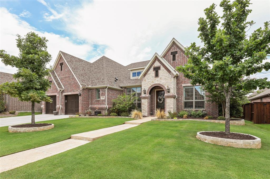 Photo for 4470 Desert Willow Drive, Prosper, TX 75078 (MLS # 14381690)