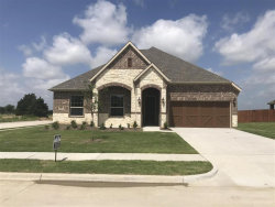 Photo of 1436 Wagon Wheel Way, Krum, TX 76249 (MLS # 14385784)