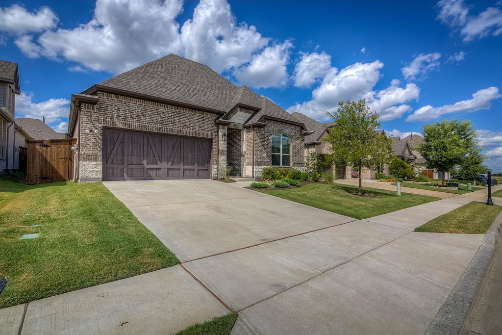 Photo for 3042 Seattle Slew Drive, Celina, TX 75009 (MLS # 14385942)
