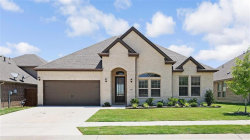 Photo of 1009 KETTLEWOOD Drive, Justin, TX 76247 (MLS # 14386729)