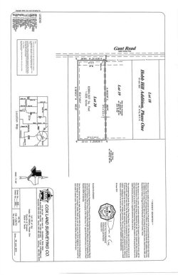 Tiny photo for 18-20 Gant Road, Lot 16-2, Sherman, TX 75090 (MLS # 14393707)