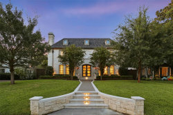 Photo of 3520 Bryn Mawr Drive, University Park, TX 75225 (MLS # 14430569)