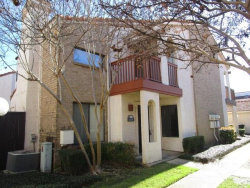 Photo of 513 RANCH Trail Road, Unit 122, Irving, TX 75063 (MLS # 14434600)