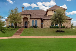 Photo of 315 Rustic View Lane, Aledo, TX 76008 (MLS # 14466395)