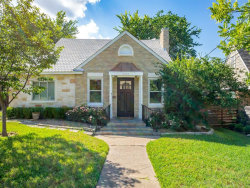 Photo of 6819 Santa Fe Avenue, Dallas, TX 75223 (MLS # 14500730)