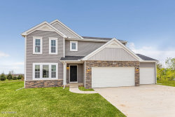 Photo of 663 Painted Rock Drive, Byron Center, MI 49315 (MLS # 18013290)