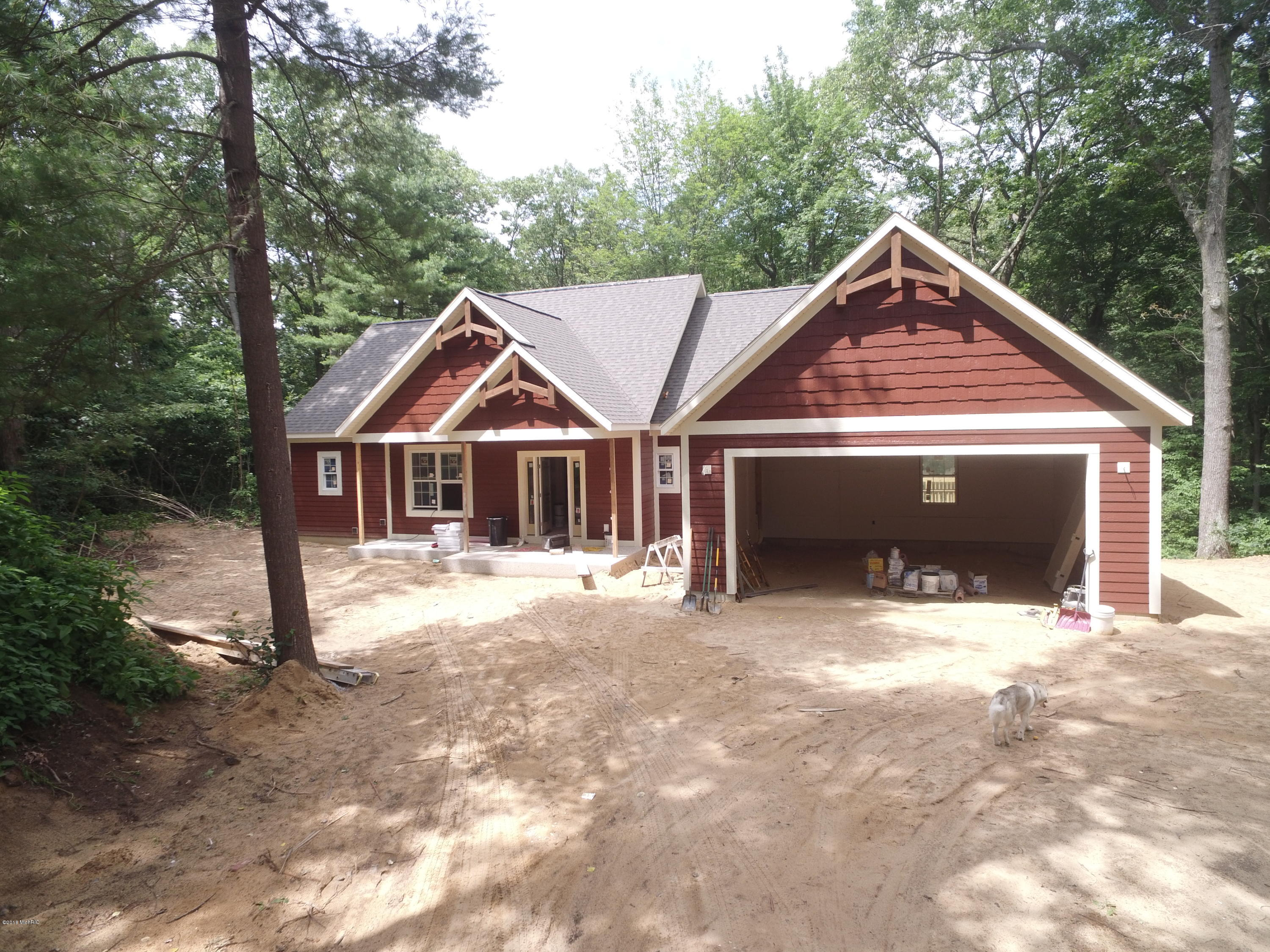 Photo for 6230 Lighthouse Court, Saugatuck, MI 49453 (MLS # 18029549)
