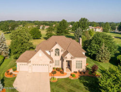 Photo of 7055 Placid Pointe Court, Caledonia, MI 49316 (MLS # 18029633)