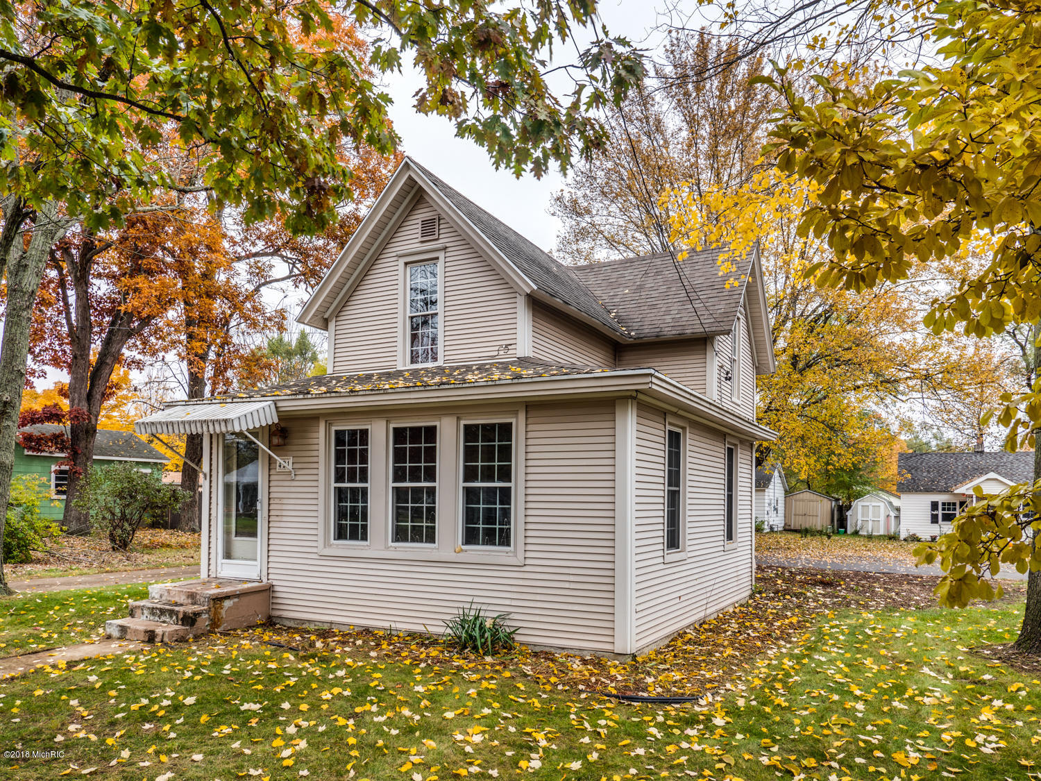 Photo for 421 E Hammond, Otsego, MI 49078 (MLS # 18043970)