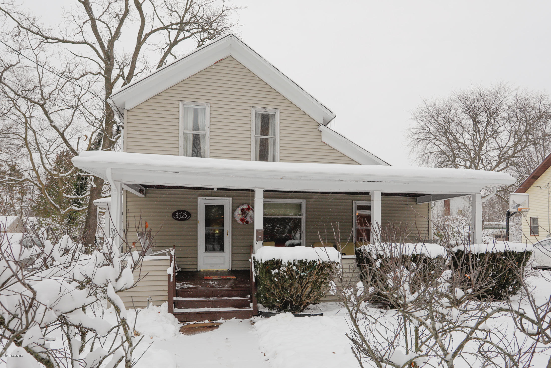 Photo for 113 Colfax Street, Plainwell, MI 49080 (MLS # 18056264)
