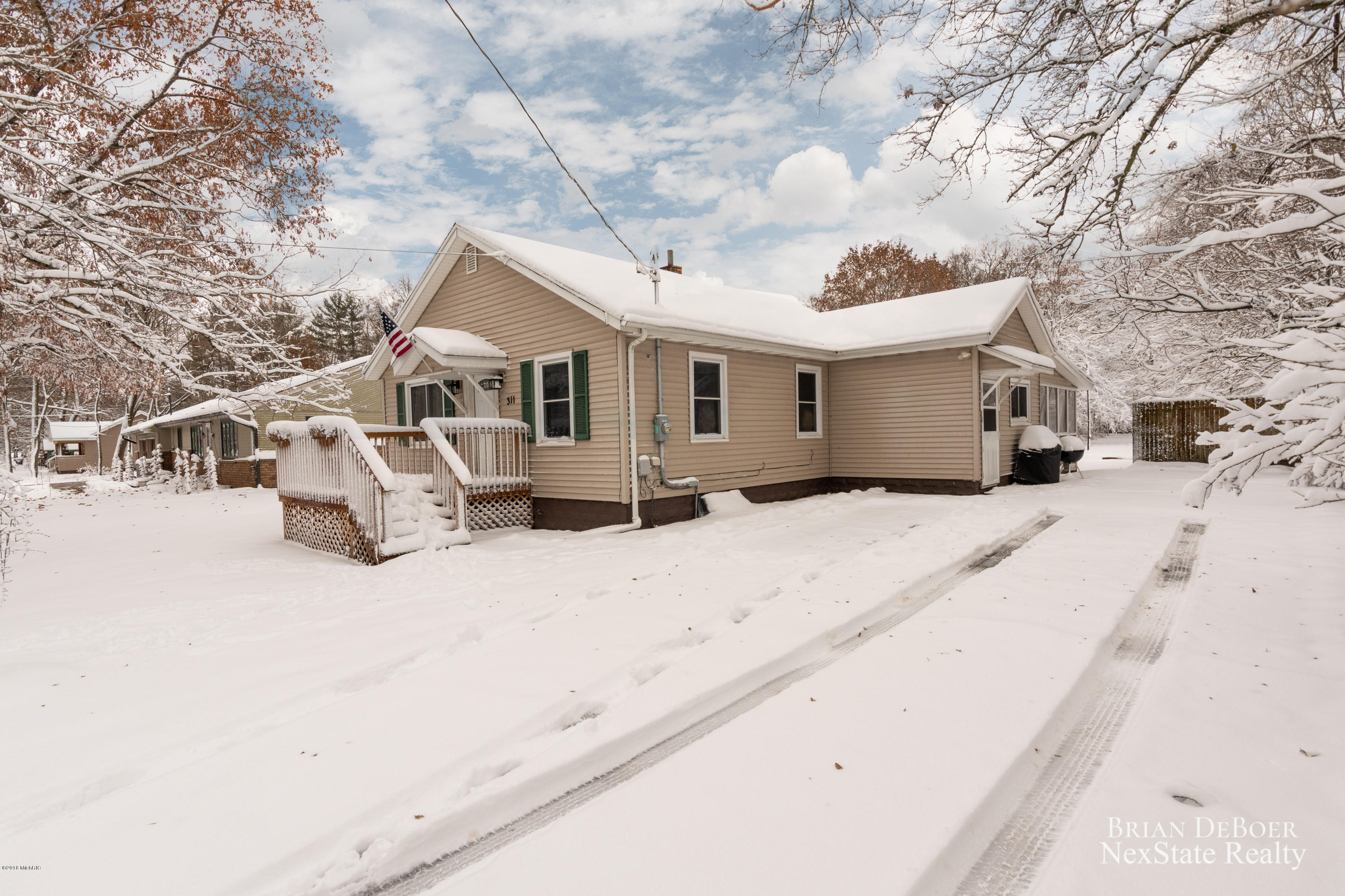 Photo for 311 Sherman Street, Allegan, MI 49010 (MLS # 18056428)